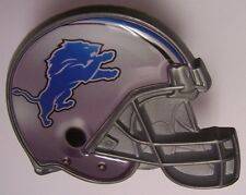 Trailer Hitch Cover NFL Detroit Lions NEW Metal Football Helmet
