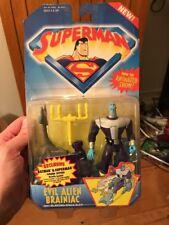 SUPERMAN ANIMATED SERIES EVIL ALIEN BRAINIAC Read Description