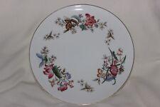 Wedgwood, Sandon, Cake Plate Oriental Flowers & Butterflies