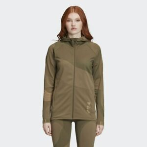 adidas x Wood Wood PHX Jacket Earth Green RRP £120 Brand New FL2844