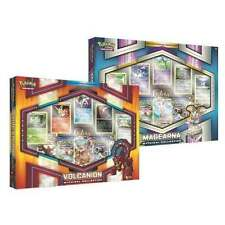 Volcanion & Magearna Mythical Collection Boxes Pokemon Tcg Cards Sealed Packs