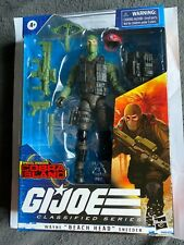 GI JOE CLASSIFIED SERIES TARGET EXCLUSIVE COBRA ISLAND BEACH HEAD WAYNE SNEEDEN