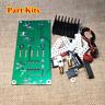 QRP 10W Radio HF SW CW telegraph Transmitter HF DC12-15V Power Amplifer DIY Kits