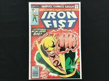 IRON FIST #8 Lot of 1 Marvel Comic Book!