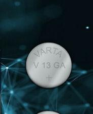 Varta V13GA 13GA AG13 LR44 Knopfzelle Bulk oder Blister Batterie 1-100 stück