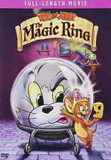 Tom and Jerry - The Magic Ring (DVD, 2005) Brand-new factory-sealed