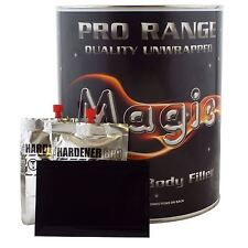 Pro Range Premium MAGIC Easy Sand Body Filler 3.5L & Hardener Car Bodyfiller FP