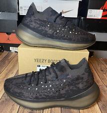 DS Yeezy 380 Onyx Black - Mens Size 9.5
