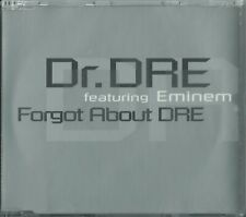 "DR. DRE FEATURING EMINEM- FORGOT ABOUT DRE 2000 EU CD ""STILL DRE"" ENHANCED VIDEO"