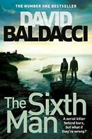 The Sixth Man (King and Maxwell) by Baldacci, David, NEW Book, FREE & FAST Deliv