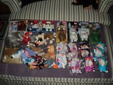 """Lot of (38) McDonald's TY Beanie Babies """" CLOSEOUT""""(Assorted Yrs.) ....AUCT#2178"""