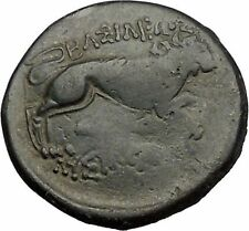 LYSIMACHOS King of Thrace 323BC Alexander the Great Lion Greek Coin  i57642