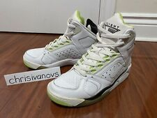 Vintage Nike Air Flight Lite High 2008 Retro sz10 US Deadstock