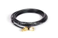 RP-SMA Male to RP-SMA Female Wifi Antenna Extension Cable 2m/6