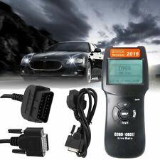 D900 EOBD OBD2 Scanner Diagnostic Tool Car Check Engine Fault Code Reader + CD