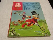 Dell comics Walt Disney`s Daisy Duck and Uncle Scrooge #33 (1960)