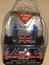 ULTRA HB3 POWER BULBS HB3XENON BRIGHT WHITE 5000k HEADLIGHT CAR BULBS