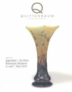 Quittenbaum Munchen, Jugendstil Art Déco - Klassische Moderne  2014 HB
