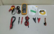 Fluke 1587/i400 FC  Insulation Tester/Multimeter + Fluke i400 AC Current Clamp V