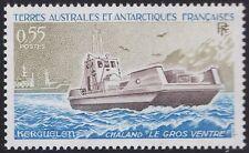 "TAAF N°95** Bateau, Chaland ""Le Gros Ventre"" 1982 FSAT Ship, boat MNH"