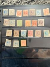 Philippines very Early Issue Fine Mint Hinged stamps , lots , 12 photos , HCV