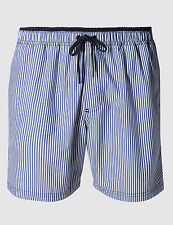 Cotton Sports Striped Shorts for Men