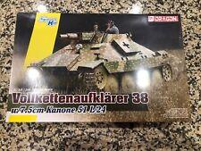 1/35 Brand-new Dragon 6815 Vollkettenaufklarer 38 w/7.5cm Kanone 51 L/24