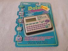 DATAFUN ELECTRONIC ORGANIZER - 1996 TIGER - MODEL 71-503 - NIP