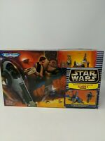 Star Wars Micro Machines Transforming Action Set Slave 1 Tatooine