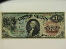 1869 $1 UNITED STATES LEGAL TENDER NOTE FR#18 S/N#K3868755 GENUINE