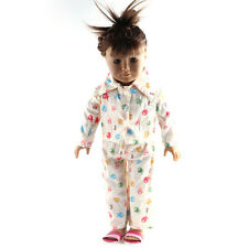 Hot fashion pajamas clothes for 18inch American girl doll party new b583