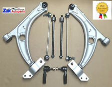 VW PASSAT 3C5 3C2 B6 (05>) 2 FRONT LOWER WISHBONE ARMS+LINKS+TRACK ROD+RACK ENDS
