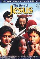 The Story Of Jesus For Children (Atlantic Edition DVD) Starring Brian Deacon NEW