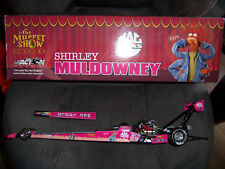 2002 - Action NHRA Shirley Muldowney Mac Tools / Muppets 25 Years Dragster Mint