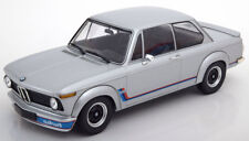 BMW 2002 TURBO 1973 SILVER MINICHAMPS 155026201 1/18 ARGENT SILBER METAL
