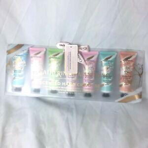 NEW Catherine Malandrino Scented Hand Cream 7 Piece Gift Set