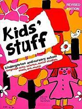 Kids' Stuff Kindergarten-Nursery School : Language Arts, Science, Social Studies