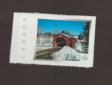 Canada Postage Picture Stamps St Andre Bridge at St-Sylvestre MNH