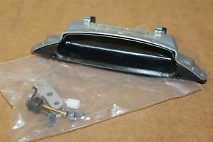 Audi RS4 RS6 Left Front Outer Door Handle 4B0839207 New genuine VW part