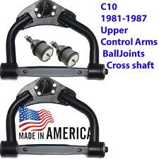 Upper Control Arms Lift Chevy C10 8187 Balljoints/Cross Shaft