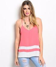 Fashion Women Summer Sleeveless Vest Tops Casual