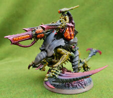 Tyranid Carnifex with weapon rider conversion (B) well painted Warhammer 40k