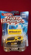 Mattel Hot Wheels Hot Tunerz 2002 Dodge Viper GTS-R BFGoodrich yellow 1:64 MIB