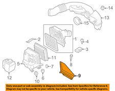SUBARU OEM 15-16 Legacy Air Cleaner Intake-Inlet Duct Tube Hose 46012AL00A