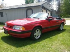 1990 Ford Mustang LX 5.0 Sport Convertible