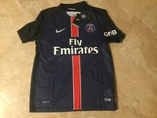 NIKE PSG Home Di Maria Soccer Jersey 2015/2016 size M New Read description