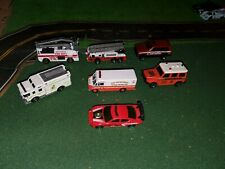 Matchbox Emergency Vehicles