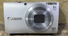 Canon PowerShot A4000 IS HD