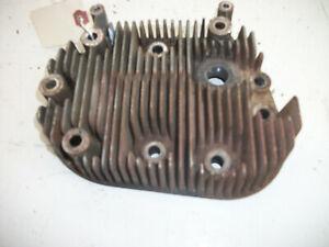 1971-2 Bolens Husky 1054 Garden Tractor Part :10 Hp Wisconsin Engine Head