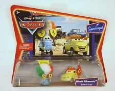 Disney Pixar CARS Movie Moments 2PK Supercharged Guido & Luigi